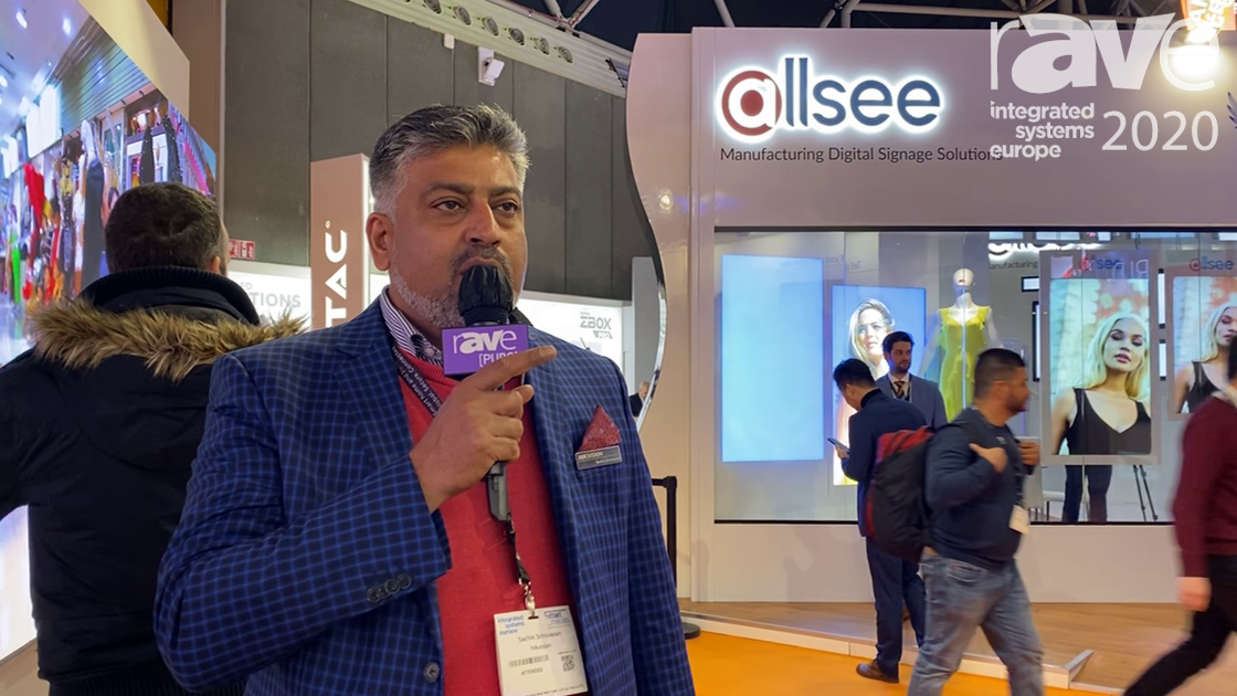 ISE 2020: Hikvision Exhibits LCD Video Walls, Abstract Display and LCD Monitor Solutions