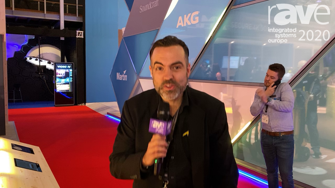 ISE 2020: AV Stumpfl Explains PIXERA Two RT, 4K60 Media Server for Real-Time Graphics Processing