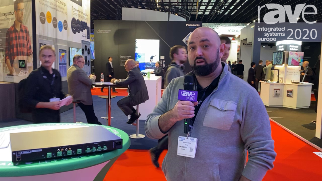 ISE 2020: Vanco International Talks Beale Street Audio BAV4250 Four-input, Four-channel Amplifier