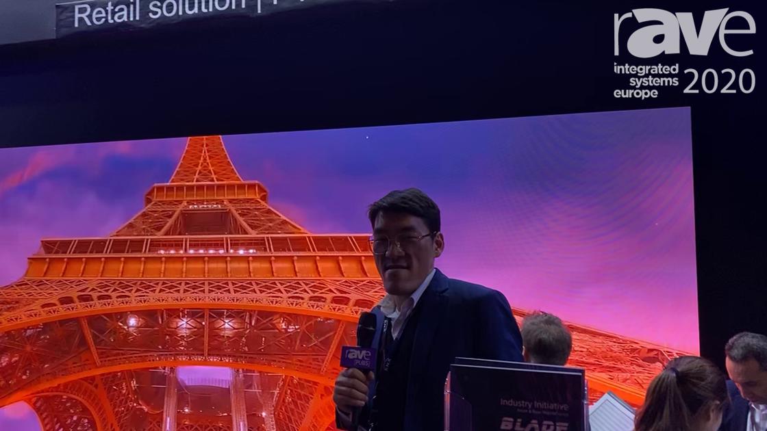 ISE 2020: Esdlumen Discusses P1.9 Mini LED Retail Solution