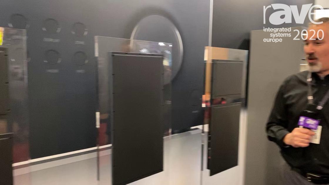 ISE 2020: JBL Synthesis Showcases Conceal Series Loudspeakers