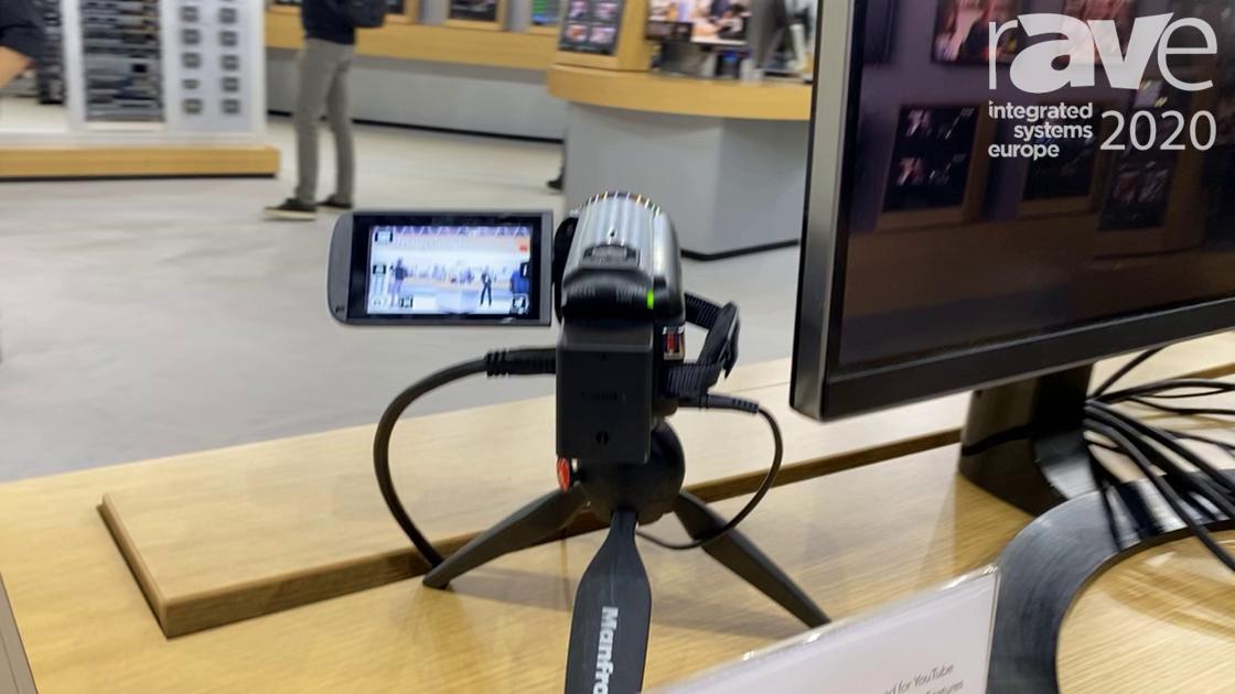 ISE 2020: Blackmagic Design Shows Off ATEM Mini Live Production Switcher