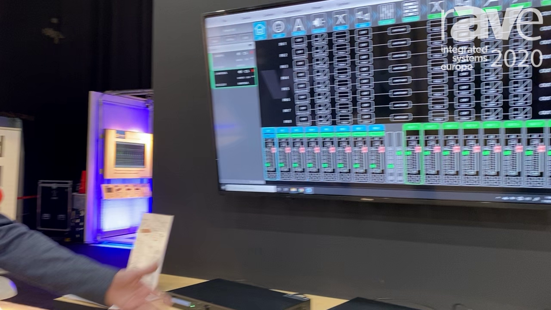 ISE 2020: Equipson Overviews Matrix INTEGRA Series in WORK PRO – Equipson S.A. Stand