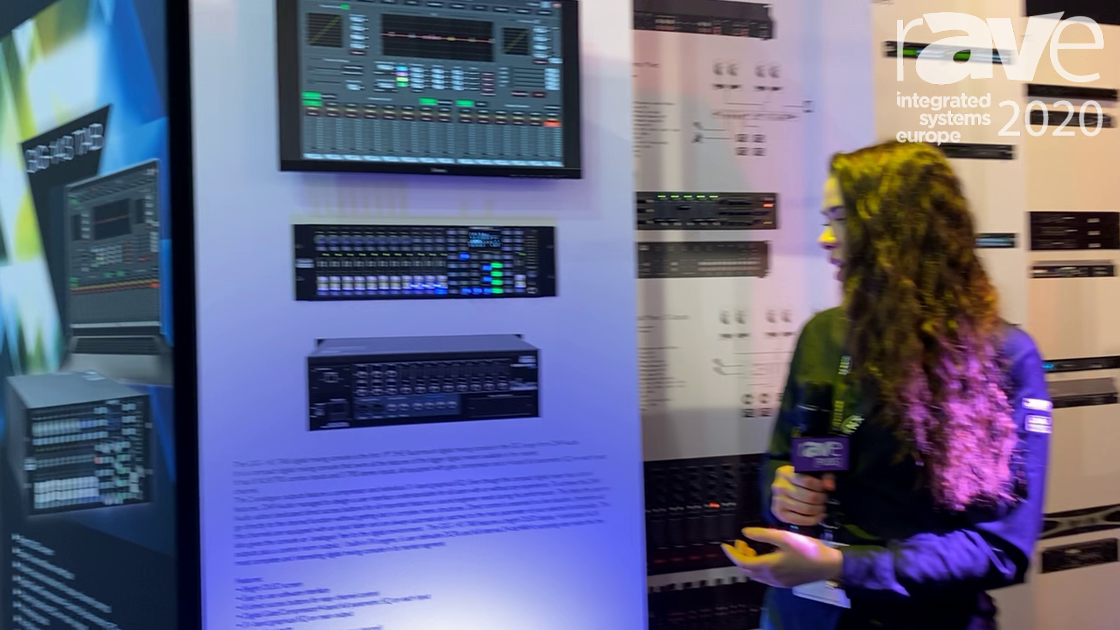 ISE 2020: Highlite International Showcases GIG-143, Compact Rack-mount Digital Mixing Console