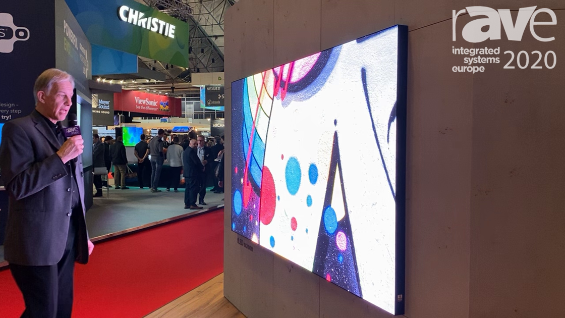 ISE 2020: LANG AG Offers fLED Module Equipped with MediaFire Protect Solution for Digital Signage