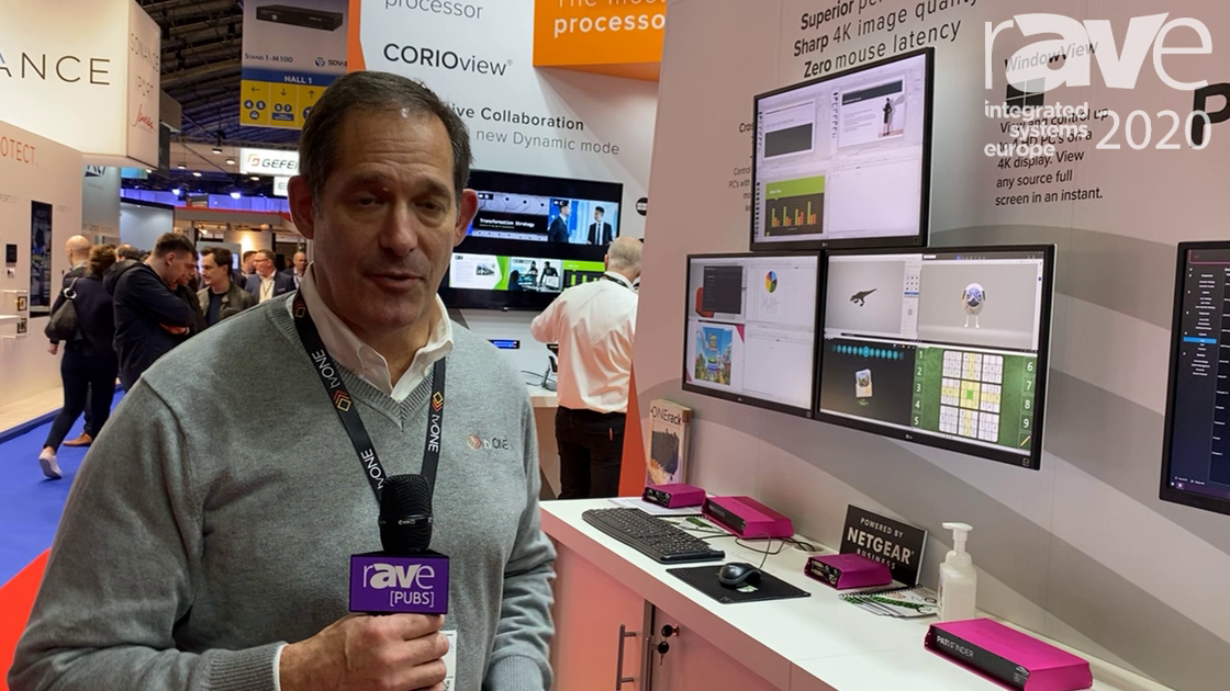 ISE 2020: Magenta Showcases Pathfinder, Scalable KVM Extension and Switching Solution in tvONE Stand