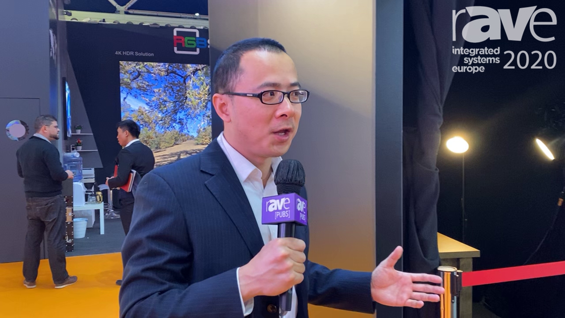 ISE 2020: NovaStar Tech Discusses HDR Live Color Management Technology and MCTRL4K Hardware
