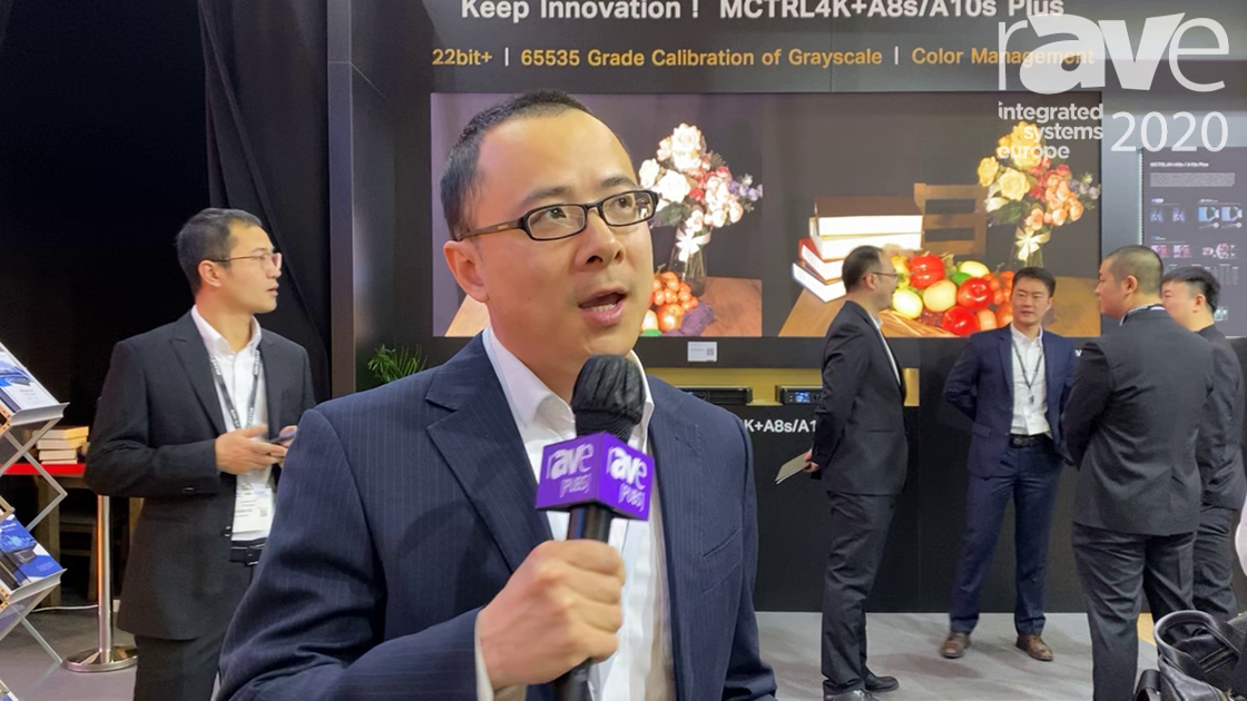ISE 2020: NovaStar Tech Shows Line of N9, J6, VX6s Video Processors and 4K All-in-One Controller