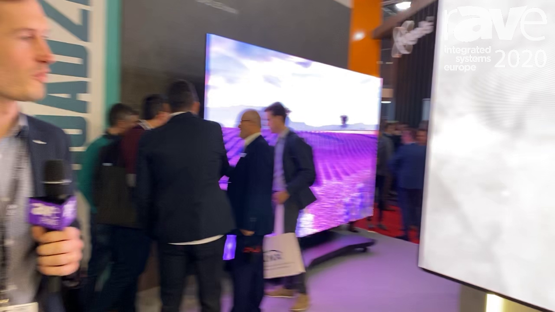 ISE 2020: Optoma's QUADShow Is 130″ Portable LED Display That You Can Set Up in Ten Minutes