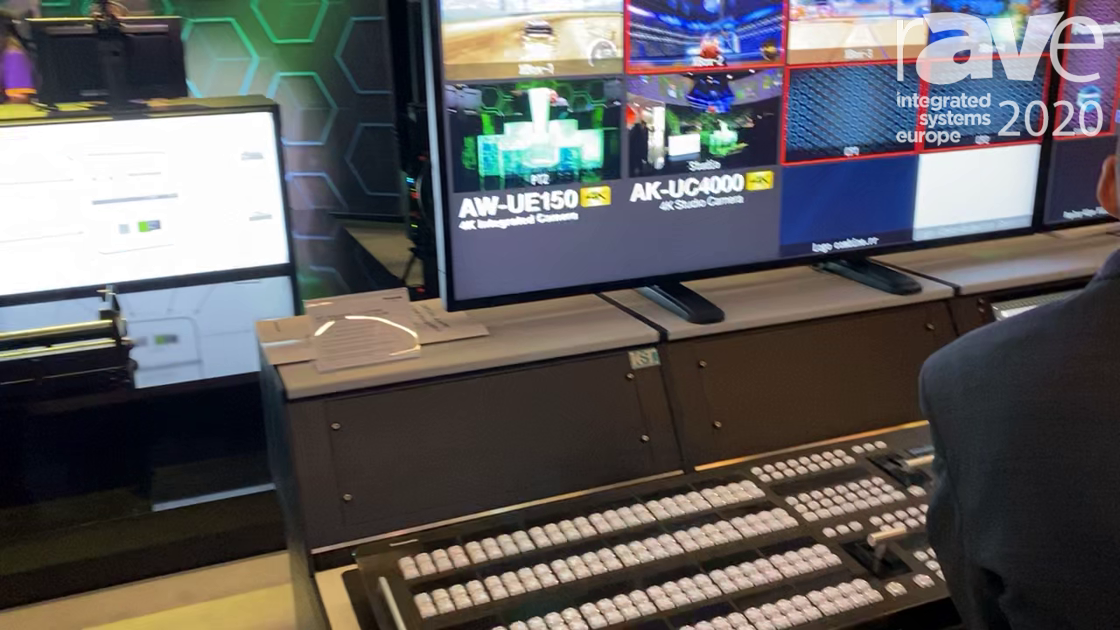 ISE 2020: Panasonic Intros New IP/IT-Centric Platform for Video Signal Distribution and Switching