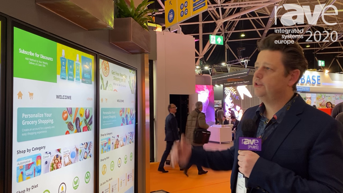 ISE 2020: Scala Talks Endless Aisle, Connected Digital Signage for Continuous Shopping Experience