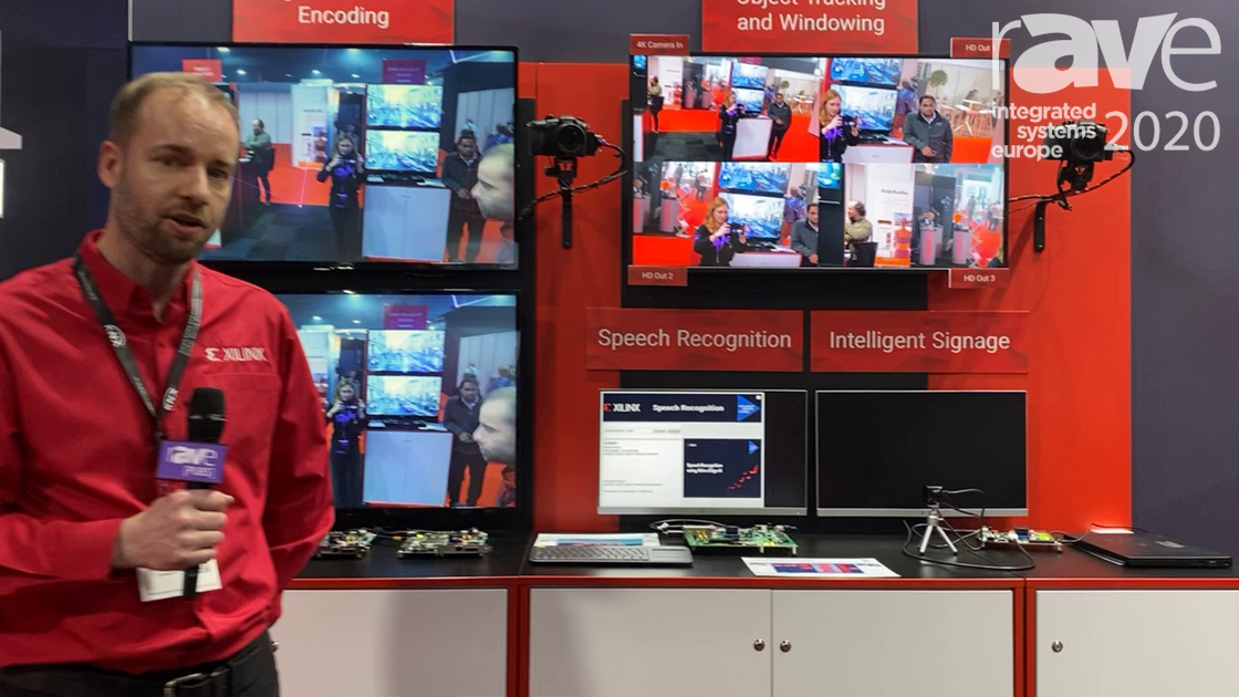 ISE 2020: Xilinx Demonstrates Machine Learning Solutions on Zynq UltraScale+ MPSoC Platform