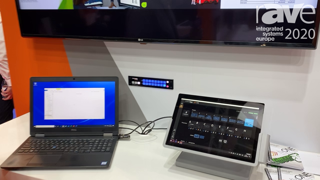 ISE 2020: tvONE Showcases CORIOview 4K Multi-Window Processor in Dynamic Mode and Classic Mode