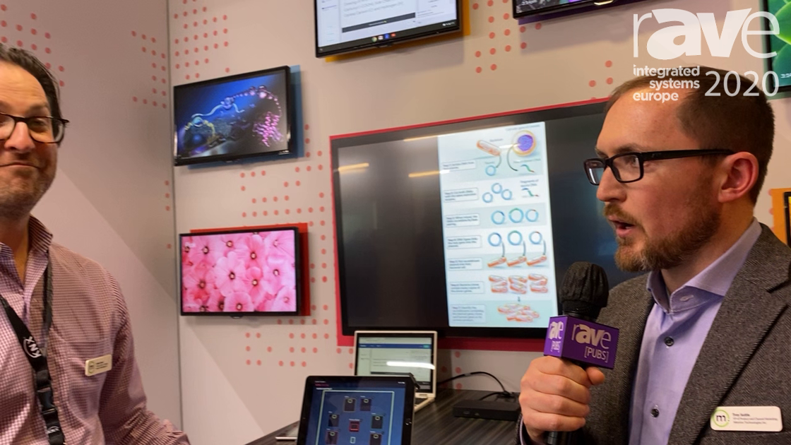 ISE 2020: Mersive Talks Solstice Cloud Active Learning, Software-Based System for Video Routing