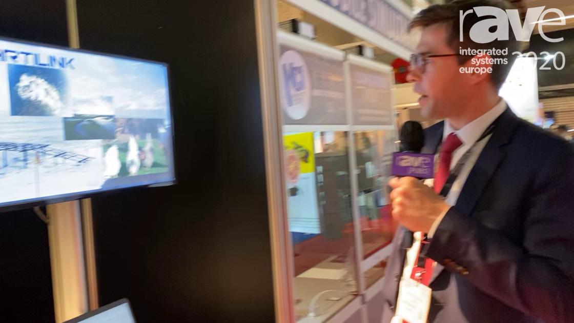 ISE 2020: Partilink Showcases VP-QV41H Multiview Video Processor
