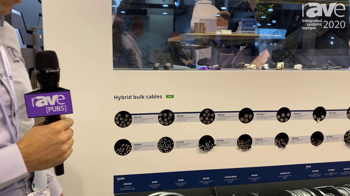 ISE 2020: Procab Debuts Hybrid Bulk Cables