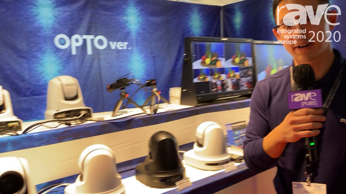 ISE 2020: YNM Systems Inc. Highlights Its PTZ and POV Cameras