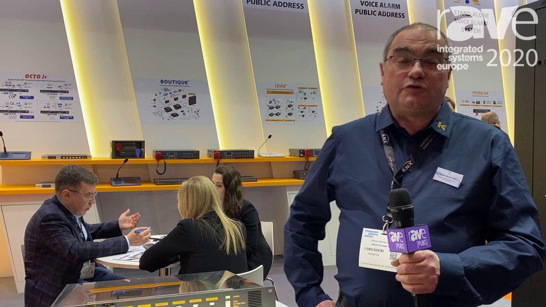 ISE 2020: Ateis Europe B.V. Features the Prima VA Standalone Voice Alarm System