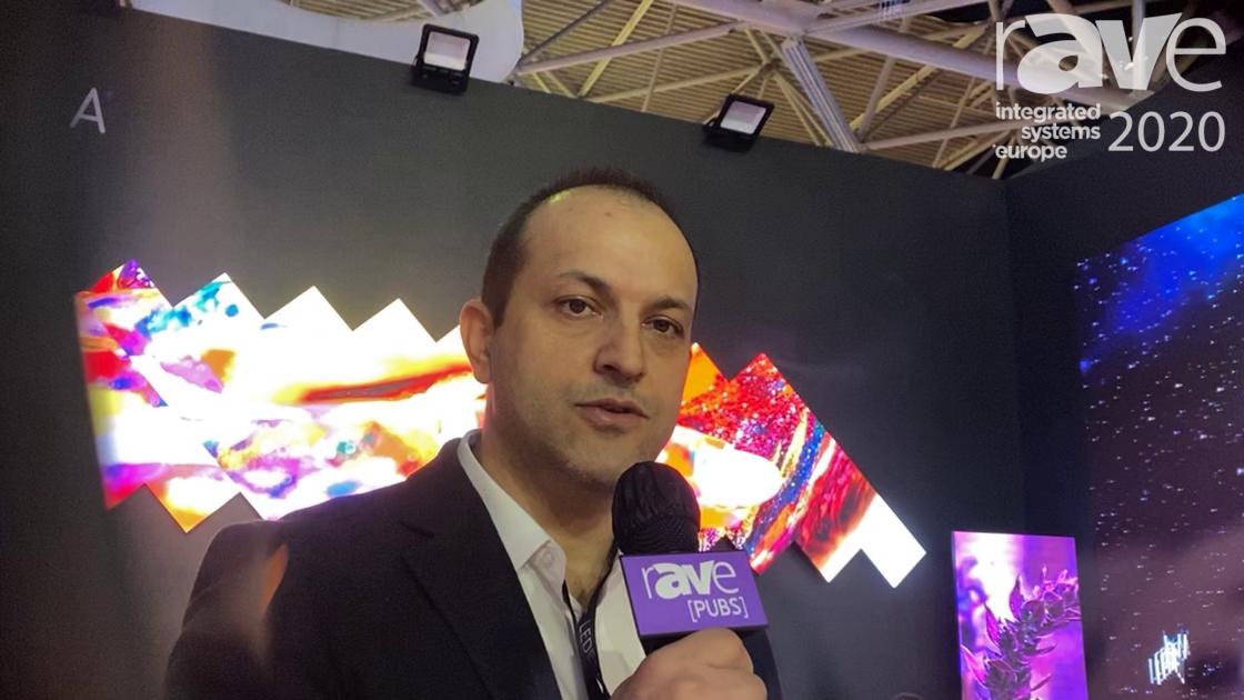 ISE 2020: LEDECA Demos Its 2.6-Millimeter 3D LED Video Wall