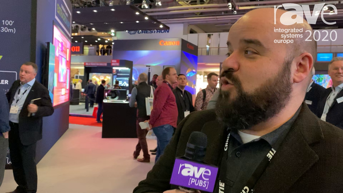 ISE 2020: Christie Demos 3D Projection Mapping with AR Using Mystique, Pandoras Box and Terra