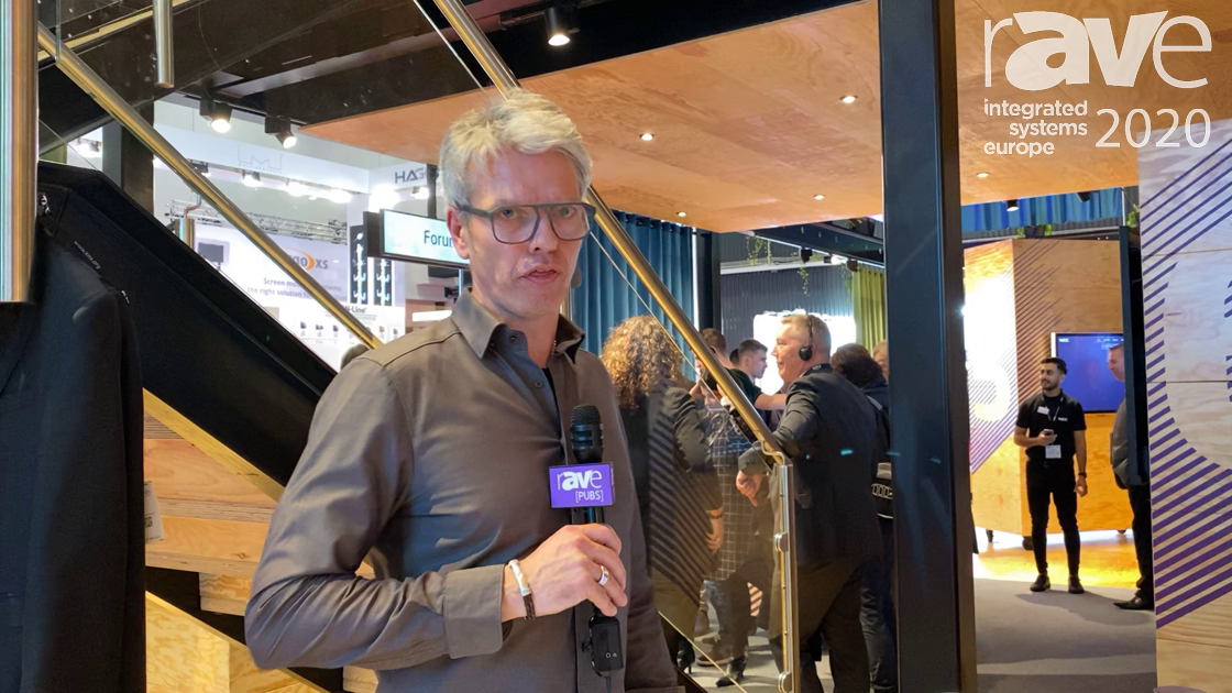 ISE 2020: NEC Display Demos Object Recognition on Its Multi-Touch Table