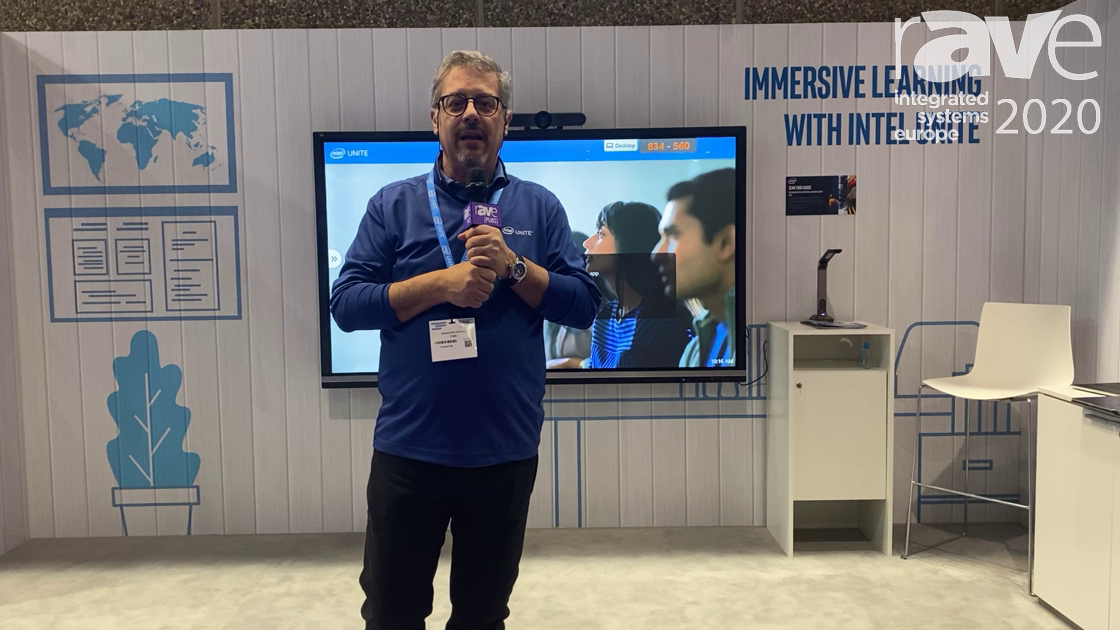 ISE 2020: Intel Unite Powers the Classroom and Allows Schools to Teach to the Future (Italian)