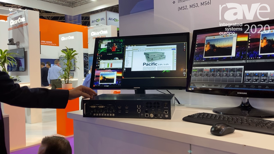 ISE 2020: Avitech Discusses the Pacific MS Matrix Switcher