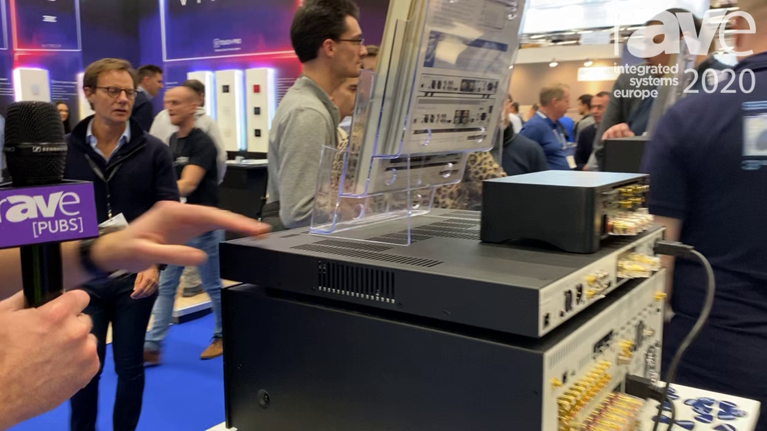 ISE 2020: AudioControl Shows Off the New RS-500 Subwoofer Amplifier