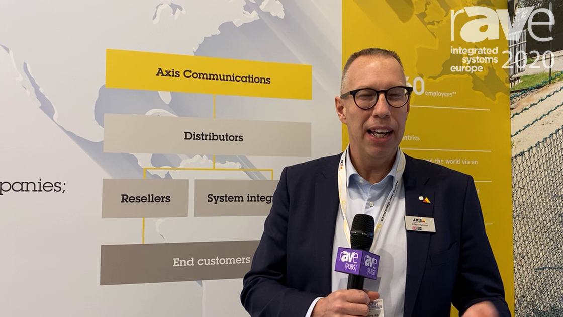 ISE 2020: Axis Communications Talks About The C1310-E Network Horn Speaker