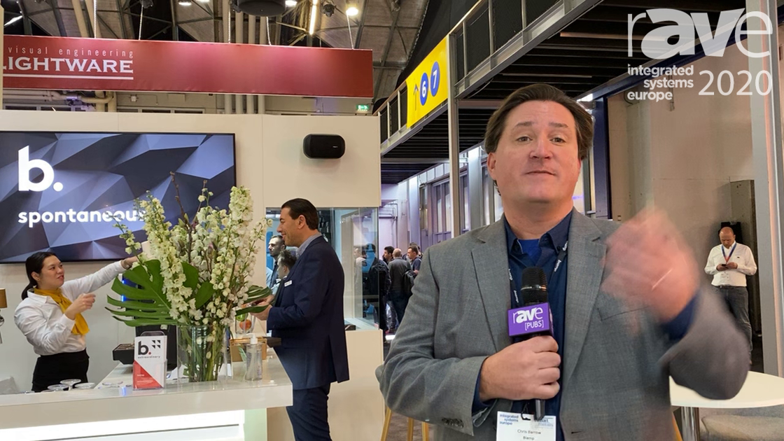 ISE 2020: Biamp Talks About Its Pendant Style Loudspeakers