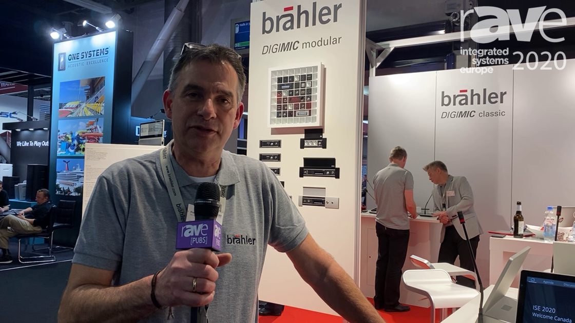ISE 2020: Braehler ICS Talks About Its Braehler OS Media System