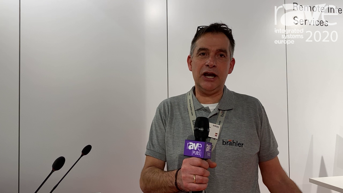 ISE 2020: Braehler Discusses Features For Its ICS DigiMic Classic Series