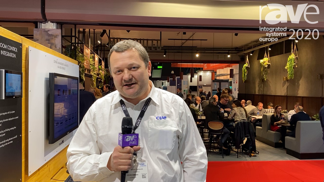ISE 2020: CUE Discusses Its Touchscreen Reservation System