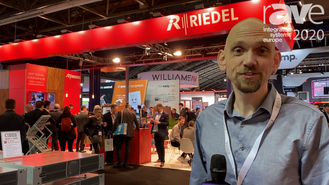 ISE 2020: Cloud Electronics Discusses Its CA Series Digital Amplifiers