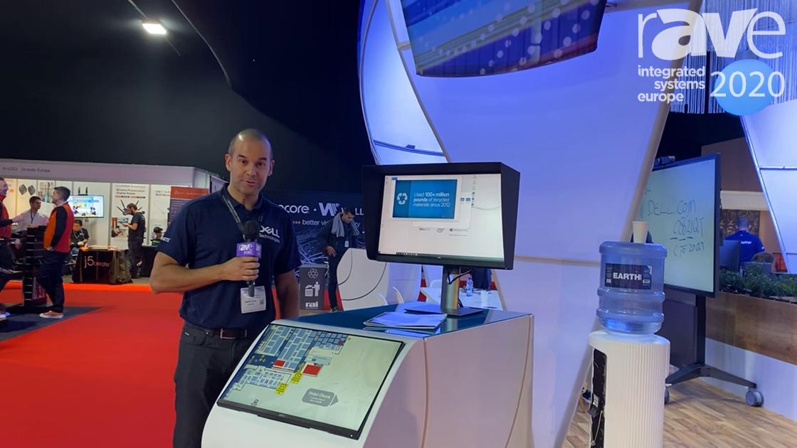 ISE 2020: Dell Technologies Talks About Its UP2720Q Ultrasharp 4K Display With Colorimeter