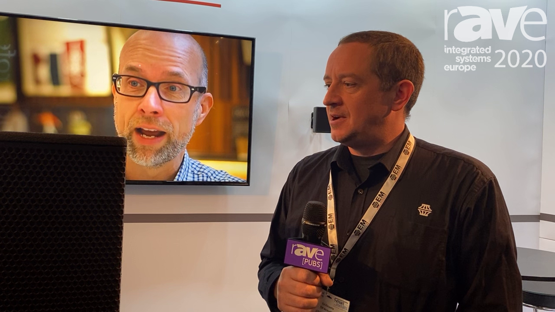 ISE 2020: EM Acoustics Talks About Its R10 Series of High Fidelity Speakers