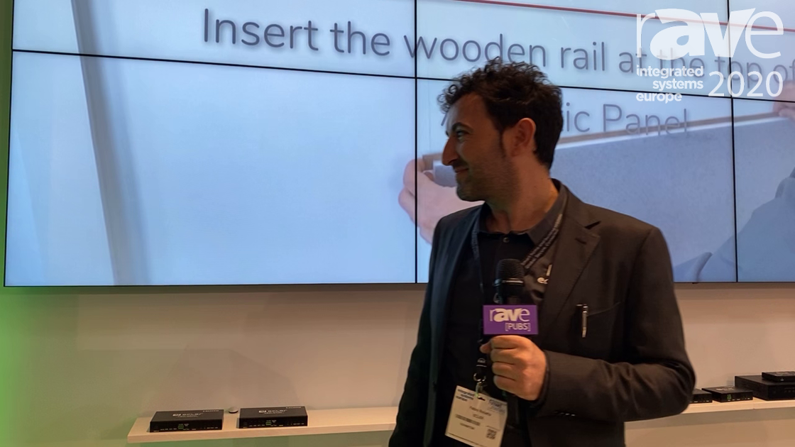 ISE 2020: Ecler Shows Off The VEO-XT12L/XR12L Video Extender with 4K Support
