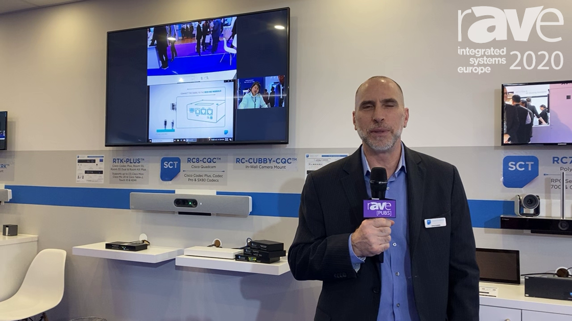 ISE 2020: Sound Central Technologies Talks About The RC7-PD2 Extension Solution for Polycom