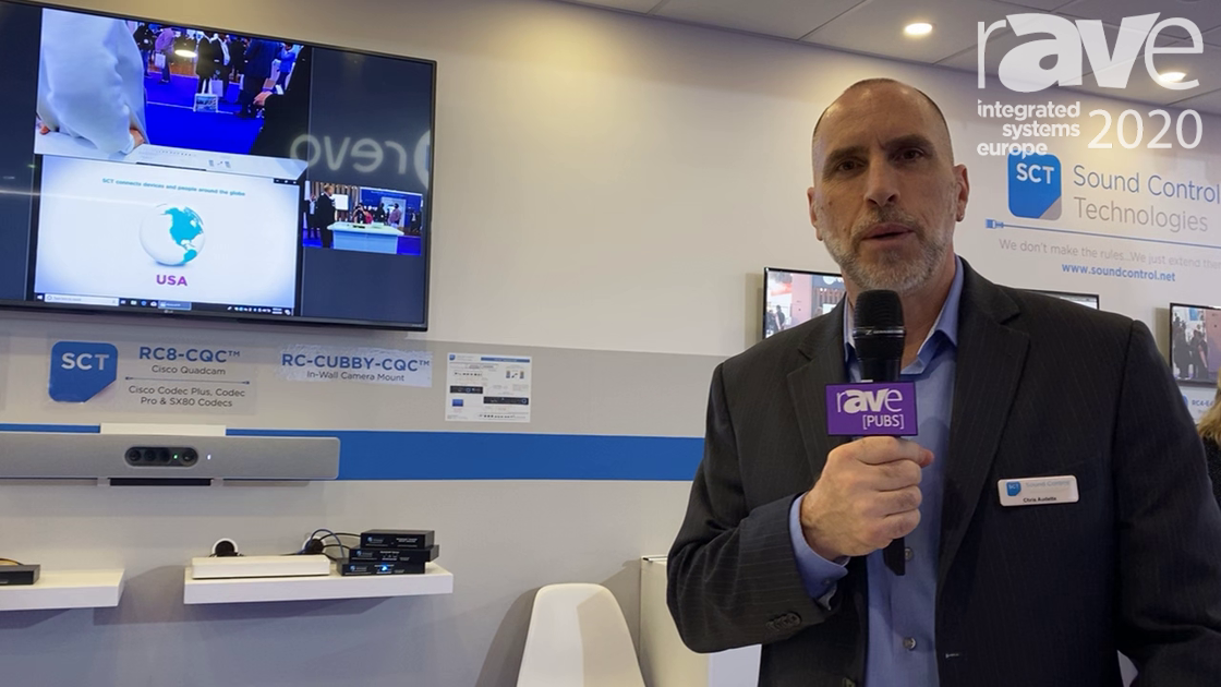 ISE 2020: Sound Control Technologies Goes Over the RTK Plus For Cisco Systems