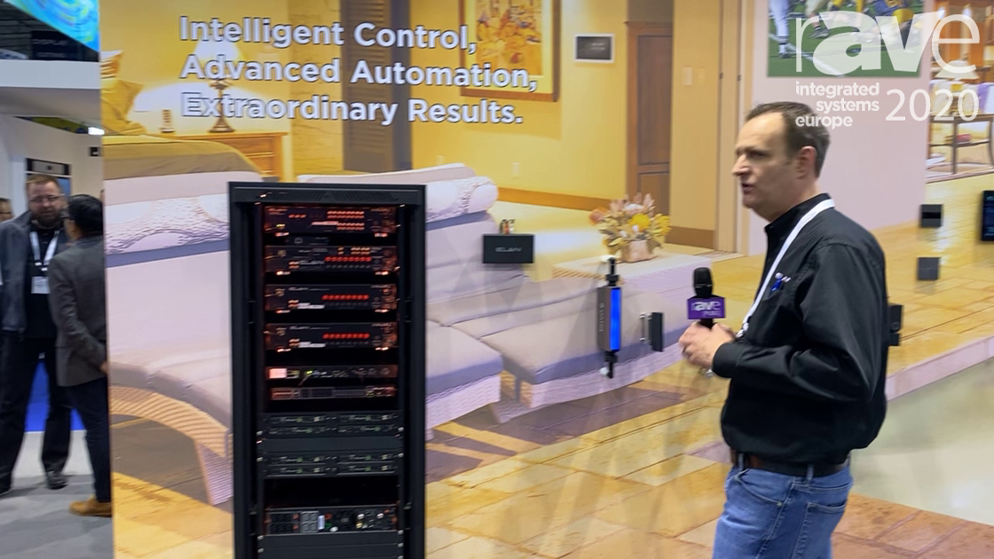 ISE 2020: ELAN Talks About Its IP Line of Amplifiers
