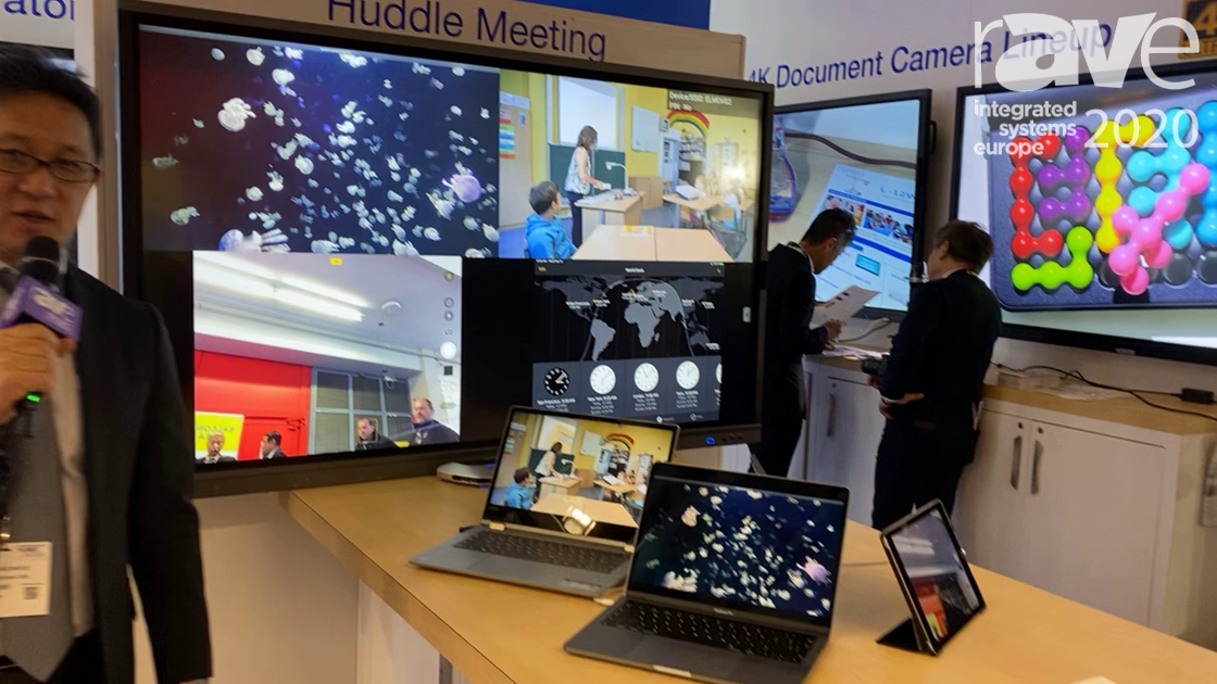 ISE 2020: ELMO Provides A Look At Its Huddle Meeting
