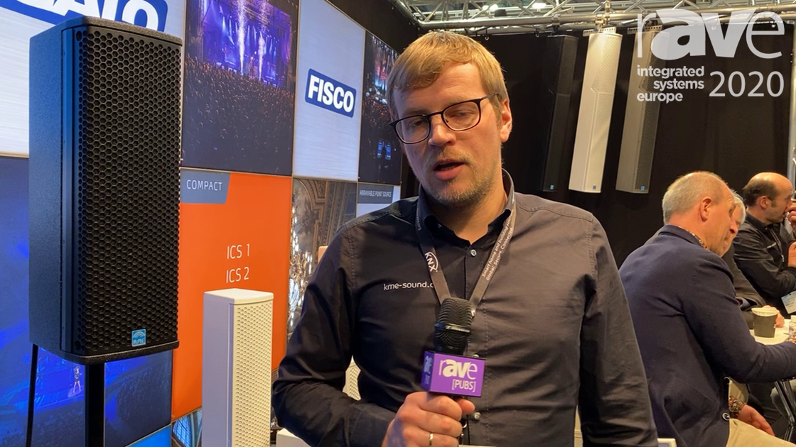 ISE 2020: K.M.E. Presents Its New Series of Speakers