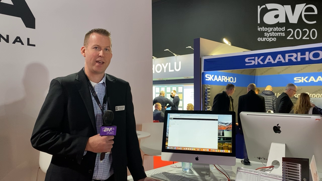 ISE 2020: LEA Professional Provides an Overview for Its Upcoming Cloud System