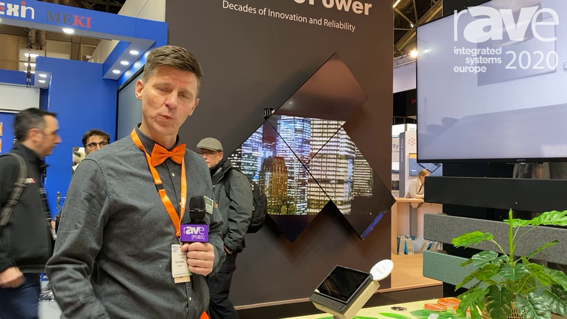 ISE 2020: Neets Debuts An Eco-Friendly 8 inch Touch Panel