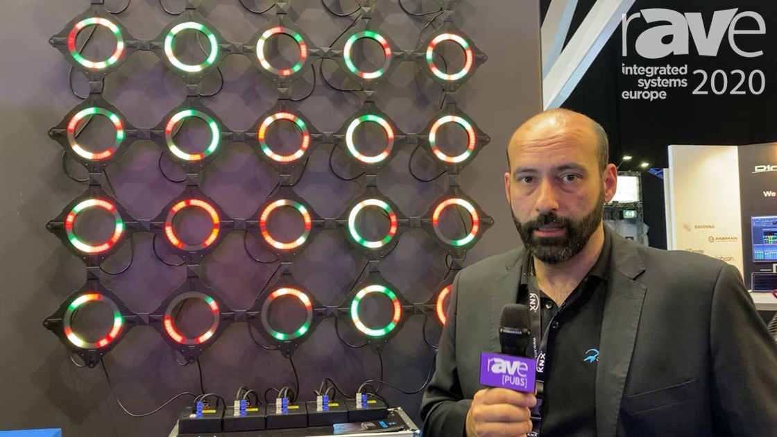 ISE 2020: Sagitter Overviews QPix Series Pixel-Marking RGB LEDs and LED Bar
