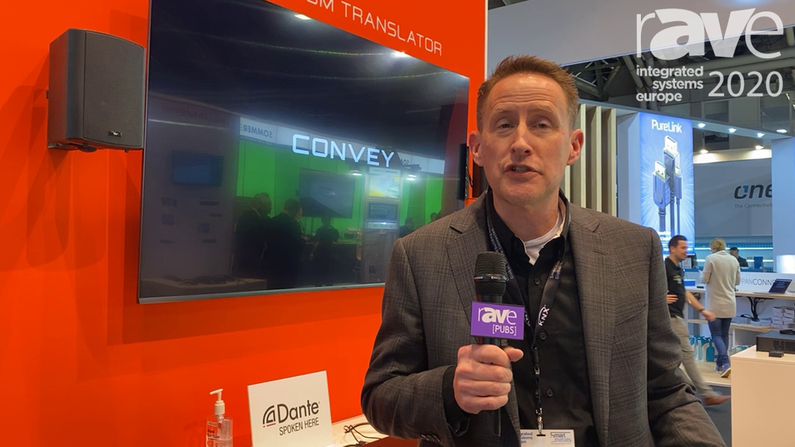 ISE 2020: Williams AV Showcases Convey, Universal Language Translator Developed with Google AI Team