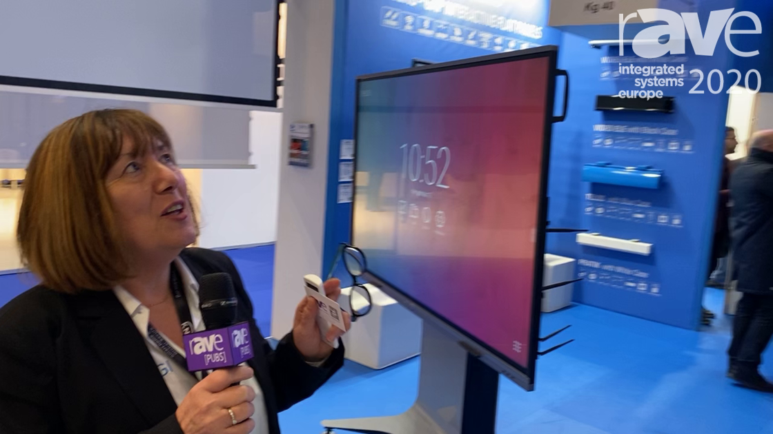 ISE 2020: HELGI Showcases Titan, Its Motorized Projector Screen for Theaters and Cinema
