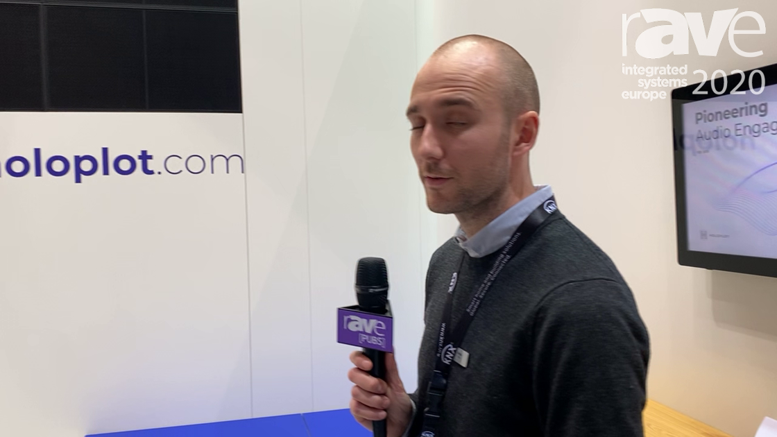 ISE 2020: Holoplot Reveals Its 3D Beamforming Technology with Hardware and Software Components