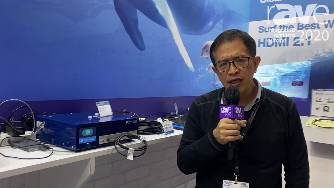 ISE 2020: SURE-FIRE Electrical Corporation Describes TOTAL PHASE Tester for HDMI 2.1 Testing