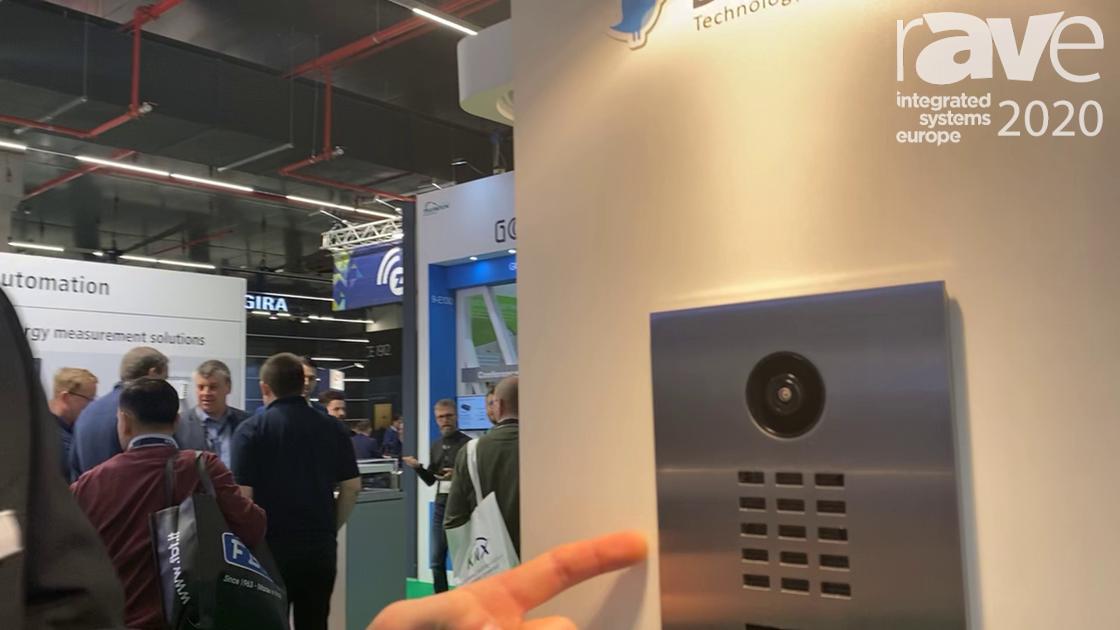 ISE 2020: DoorBird Talks Multi-Tenant IP Video Door Intercom D21DKV with Tenant Directory Feature